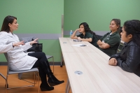 12/13/16 PCC Community Wellness Center at Steinmetz launches Medical Careers Club